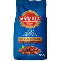 Gra descafeïnat MARCILLA, 500 g