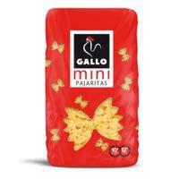 Mini pajaritas GALLO, paquete 450 g