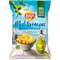 PatatasfritasMediterráneasartesanas olivaLAY'S,bolsa 150g