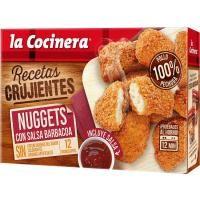 Nuggets LA COCINERA, caja 350 g