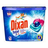 Detergente en cápsulas triocaps DIXAN, 23 dosis