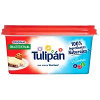 TULIPAN Margarina vegetal sense palma