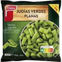 FINDUS Mongeta verda plana FINDUS, 80