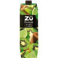 Beguda de kiwi llima i poma ZÜ 1 litre