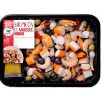 Salpicón de marisco DELFÍN, bandeja 600 g
