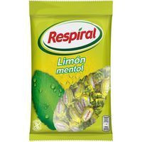 Respiral Caramels llimona bossa 150g