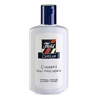 Floïd Champú masculino cabellos blancos 250ml