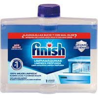 Finish Limpiamáquinas lavavajillas 250ml