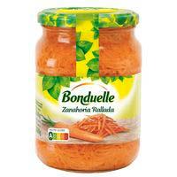 Bonduelle Zanahoria rallada 530g