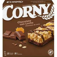 Hero Barritas de cereales muesly chocolate 6x25g