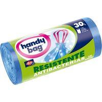 Handy Bag Bolsa basura con asas 53x63 - 30 litros 15u