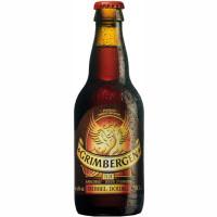 Grimbergen Cerveza double botella 33cl