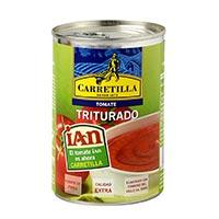 Ian Tomate triturado lata 400g