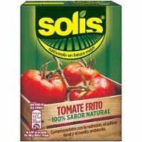 Tomate frito SOLIS, brik 350 g + 10%