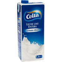 Celta Leche entera brik 1,5l