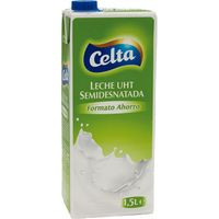 Celta Leche semidesnatada brik 1,5l