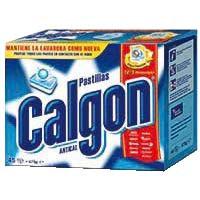 Calgon Anticalç rentadora pastilles 45u