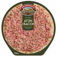 Tarradellas Pizza tonyina/bacó 405g