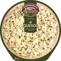 Tarradellas Pizza 4 formatges 425 g
