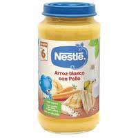 Nestlé Pollastre amb arròs 250g