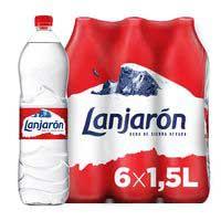 Lanjarón aigua mineral natural 6x1,5l