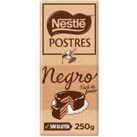Nestlé Postres Rajola de xocolata negra 250g