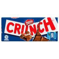 Nestlé Crunch Rajola xocolata llet cereals torrats 100g