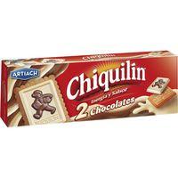 Artiach Galetes Chiquilín 2 xocolates 150g
