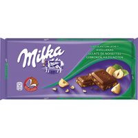 Milka Chocolate avellana 125g