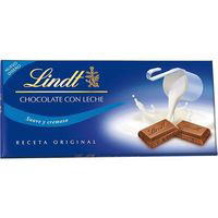Lindt Chocolate extrafino leche 125g