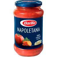 Barilla Salsa Napolitana 400g