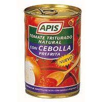 Apis Tomate triturado con cebolla lata 410g