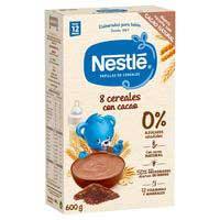Nestle Farinetes cereals amb cacau 600g