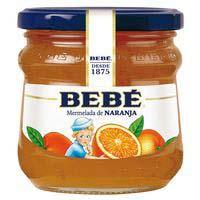 Bebé Melmelada de taronja 345g