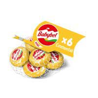 Mini Babybel Queso emmental 120g