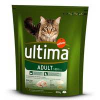 Ultima Gato adulto pollo 800g