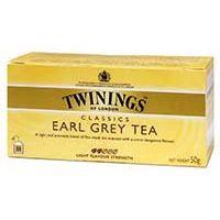Te earl grey 25 sobres