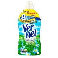Vernel Suavizante concentrado azul 54lavados