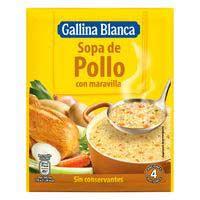 Gallina Blanca Sopa de maravilla 100g