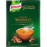 Knorr Crema de marisc 80g