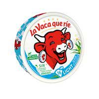La Vaca Que Ríe Formatge light 16 porcions 250g