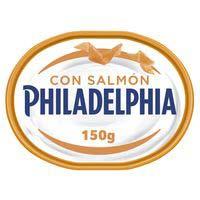 Kraft Queso Philadelphia salmón 175g.