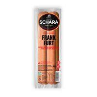Schara Salchichas frankfurt 4 p. 400g