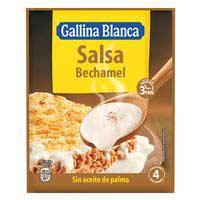 Gallina Blanca Salsa bechamel 27g