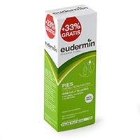 Eudermin Crema desodorante pies reparadora tubo 75ml
