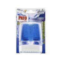 Pato Ambientador aparato gel azul WC
