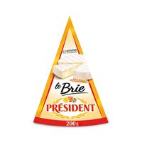President Brie puntas 200g