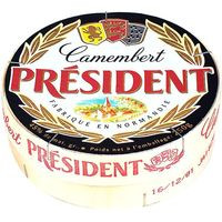 President Camembert entero 250g