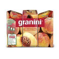 Granini Néctar de melocotón 3x20cl