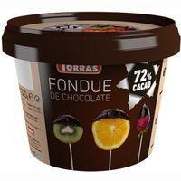 Torras Fondue chocolate 220g